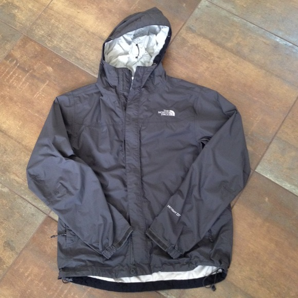 cfae699ab The North Face Hyvent DT Rain Grey Jacket