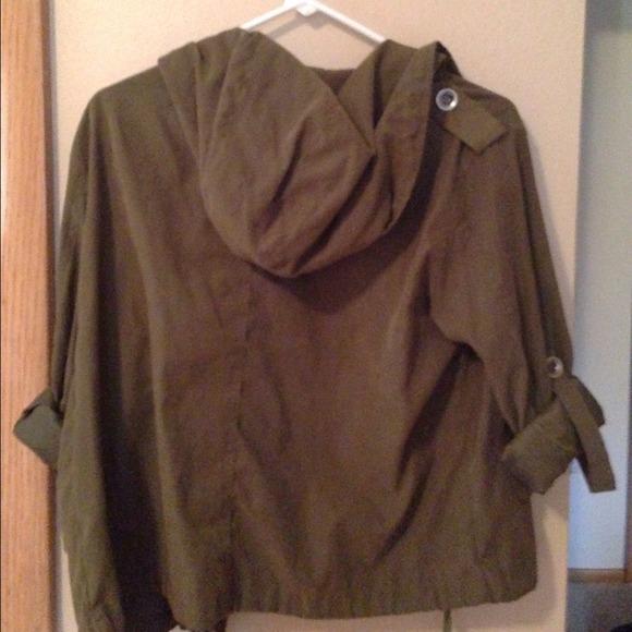 off Brandy Melville Jackets & Blazers - Brandy melville hailey jacket ...