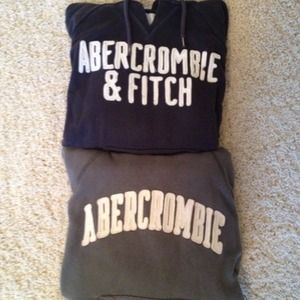 Abercrombie and Abercrombie & Fitch hoodies