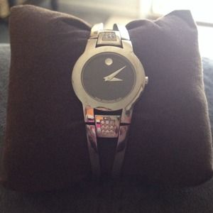 "Movado ""Amorosa"" women's watch"