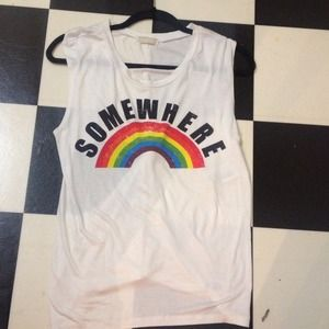 Only 1 left! Cute Rainbow top ❤️