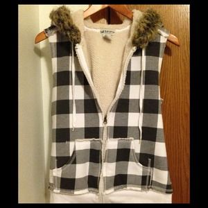 Self Esteem Jackets & Blazers - Hooded Vest
