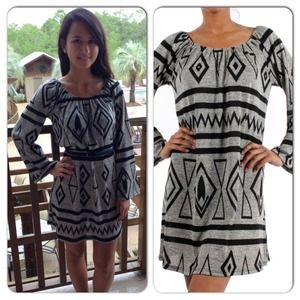 Dresses & Skirts - The Aztec Dress $15
