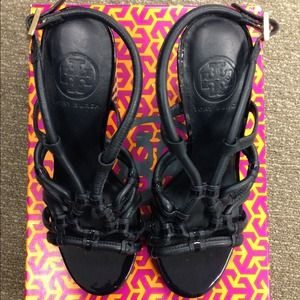REDUCED Tory Burch Layce Sandals - 100% Authentic