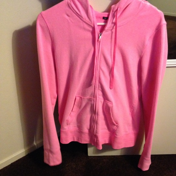 Pink Zip Up Jacket | Outdoor Jacket
