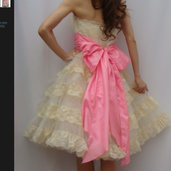 Betsey Johnson - LOOKING FOR: Betsey Johnson lace tea party dress ...