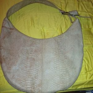 100% leather bag