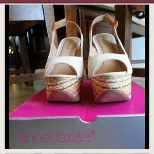 ShoeDazzle Wedges
