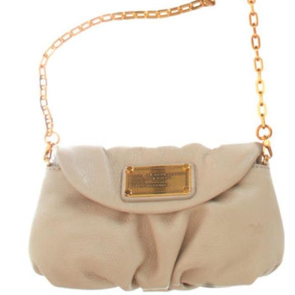 6d67439410 Marc Jacobs karlie bag in creme