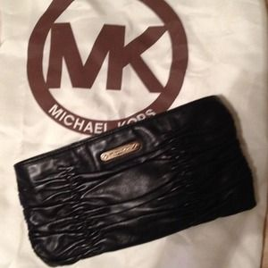 Authentic Michael Kors clutch