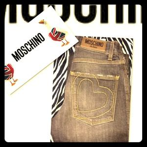 Beautiful pair of Moschino jeans