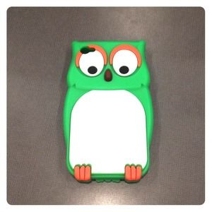 phone Accessories - 4/4s iPhone owl case