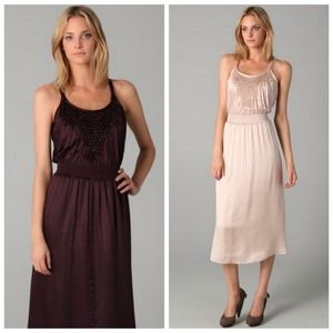 Rebecca Taylor Dresses & Skirts - ⛔️HOLD4ALAINA⛔️ REBECCA TAYLOR Beaded midi dress ✨