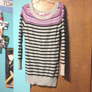 Delia's Sweater Dress NWOT