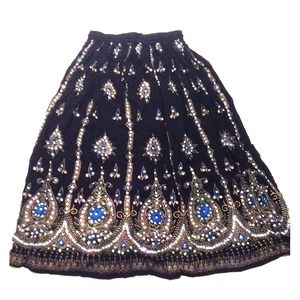 Dresses & Skirts - Indian maxi skirt with sequins