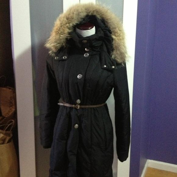 michael kors michael kors winter coat from jess 39 s closet on poshmark. Black Bedroom Furniture Sets. Home Design Ideas
