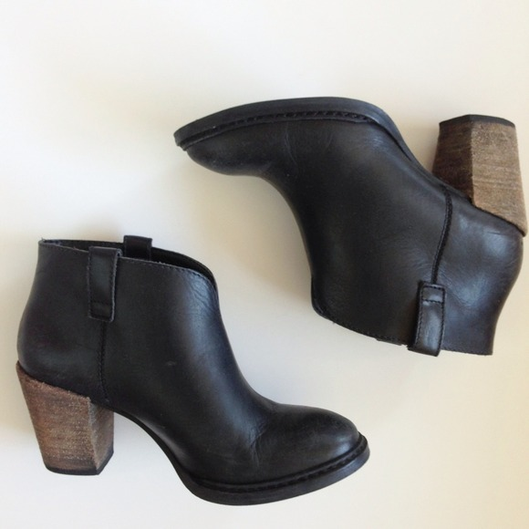 13c13f4176993 Steven by Steve Madden Shoes | Friisky Black Ankle Boots | Poshmark