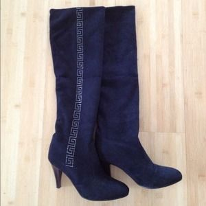 Shoes - High Knee Boots