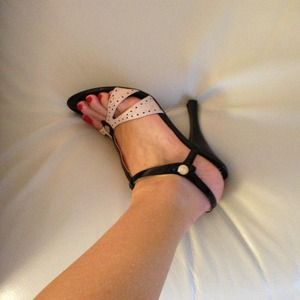 Yves Saint Laurent Shoes - Yves Saint Laurent  dancer sandals!! REDUCED:$280