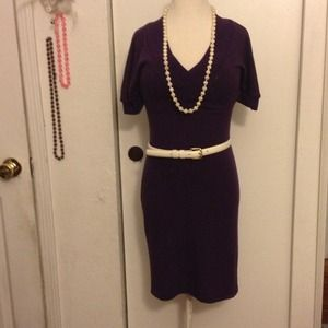 Ginger G Dresses & Skirts - Purple dressdoes not include  the belt or necklace