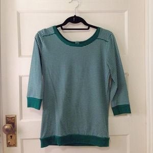 Tops - Casual green top from BP.