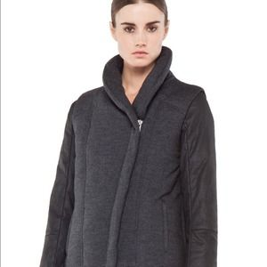 Reduced! NWT Helmut Lang Puffer Coat