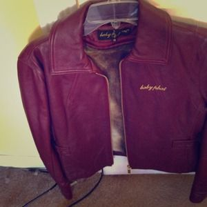 Baby Phat Outerwear - Leather Coat
