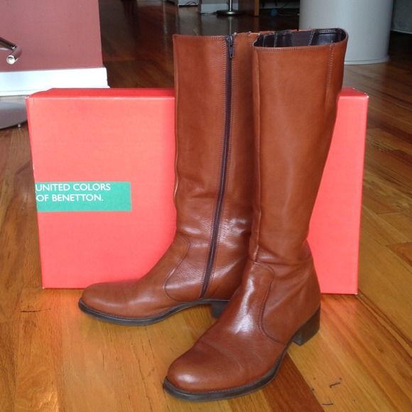 United colors of Benetton Benetton of Schuhes   Sold Stiefel Größe 38   Poshmark f86ae8