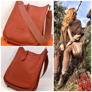 best hermes replica website - Hermes Evelyne Handbags on Poshmark