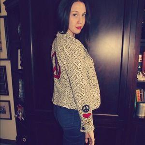Ivy Jane Peace & Love Jacket!