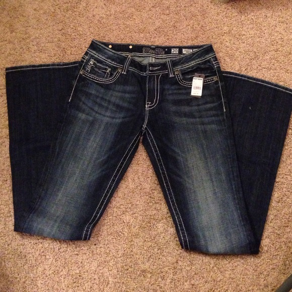 40% off Miss Me Denim - MISS ME JEANS SIZE 30/34 from ...