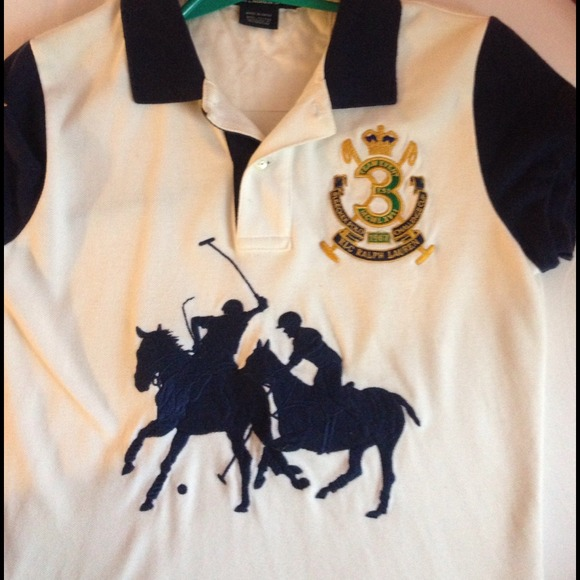 Polo by Ralph Lauren Tops - RALPH LAUREN POLO RUGBY WOMENS SMALL!!