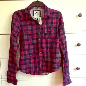 Flannel / plaid shirt