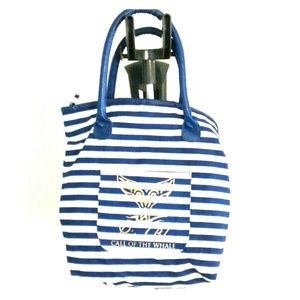 Handbags - Nautical style tote