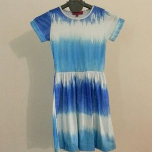 boohoo Dresses & Skirts - HOST PICK- Tiedye tshirt dress