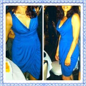 Drape dress SALE was $15