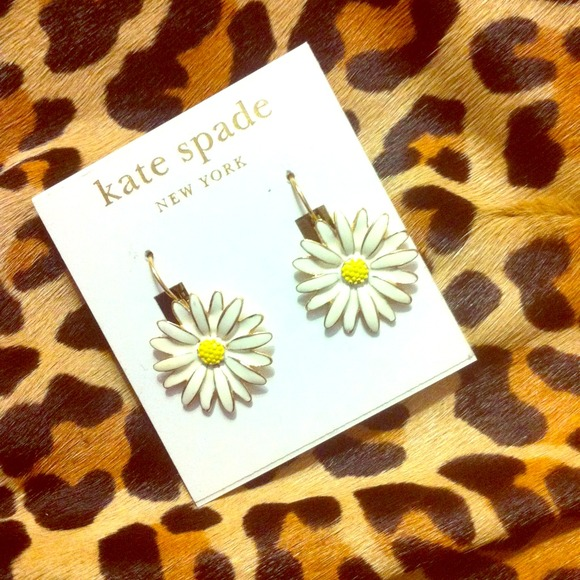 kate spade Jewelry - kate spade 'Daisy Chain' Drop Earrings