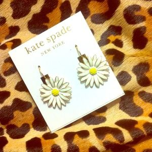 kate spade Jewelry - kate spade 'Daisy Chain' Drop Earrings 1