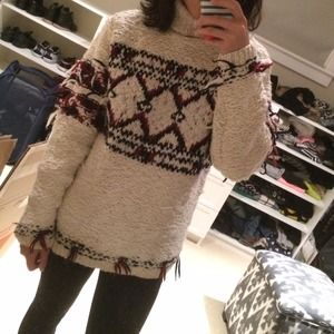 Isabel Marant Sweaters - ❌Sold❌ Isabel marant pour H&M turtleneck sweater