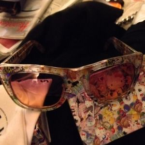 Super Sunglasses Accessories - One of a Kind Hello Kitty Sunglasses