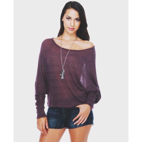 Brandy Melville Sweaters , 🚫Sold🚫 Brandy Melville Kayla Knit Sweater