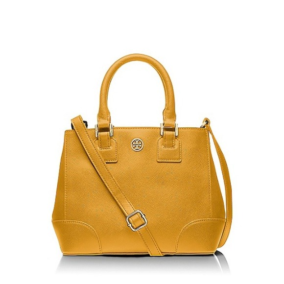 Tory Burch Bags - Tory Burch Mini Robinson Tote