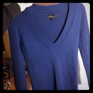 Navy blue express sweater !
