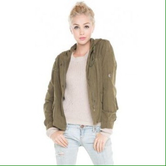 Brandy Melville Jackets & Blazers - Brandy Melville Hailey Jacket 2