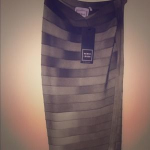 New Herve Leger skirt: never worn with tag on
