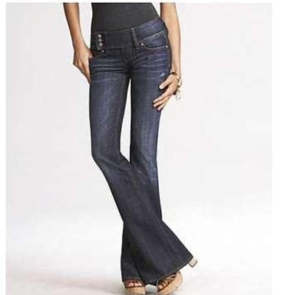 82% off Express Denim - HOLD for MHuggins3 ReRock Express Flare ...