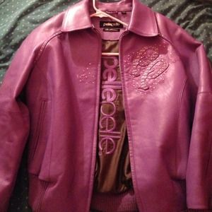 Pelle pelle leather jackets for kids