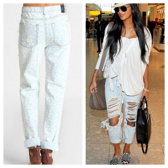 How Do One Teaspoon Jeans Fit ONE TEASPOON SURRENDER SUPER