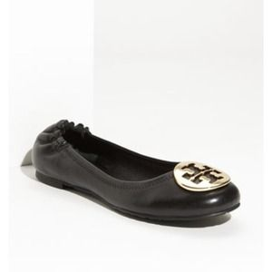 AUTHENTIC Tory burch reva ballet flats!