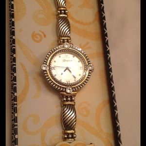Brighton Two Tone Watch
